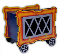 Circus Wagon, Deluxe