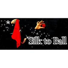 Silk to Ball Red (Automatic) by JL Magic