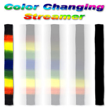 Color Changing Streamer Silk by Gosh