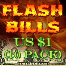 Flash Bill Ten Pack ($1.00)