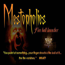 Mestopholies Fire Ball Launcher by Jim Pace