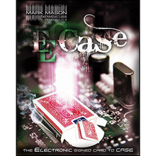 E-Case  by Mark Mason and JB Magic - DVD