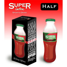 Super Latex Sports Drink (Half) by Twister Magic