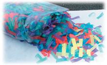 Long-Flying Tissue Confetti
