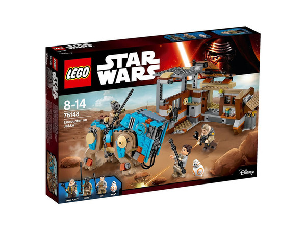 Fantastic Luggabeast in Upcoming LEGO Star Wars 75148 Set!