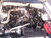"""Hellion Power Systems (99'-04') Mustang GT Single Turbo System """"Tuner Kit"""""""