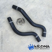 KRONA 2015+ MUSTANG ECOBOOST Radiator Silicone Hose Kit W/CLAMPS