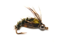 Peeking Caddis - Bead