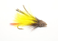 Marabou Muddler - Yellow