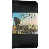Front view - NASB Bible, Old and New Testament Audio Bible on CD, by Steven B Stevens