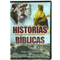 Front view - Historias Biblicas en DVD