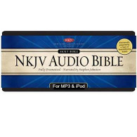 NKJV Audio Bible download dramatized for MP3 & iPod