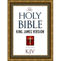 Front view - King James Audio Bible Download for MP3 and iPod devices