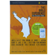 Front view - The Bible Experience for MP3 & Android, Audio Bible reading