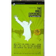 Front view - The Bible Experience Audio Bible on CD, Audiobook Bible reading