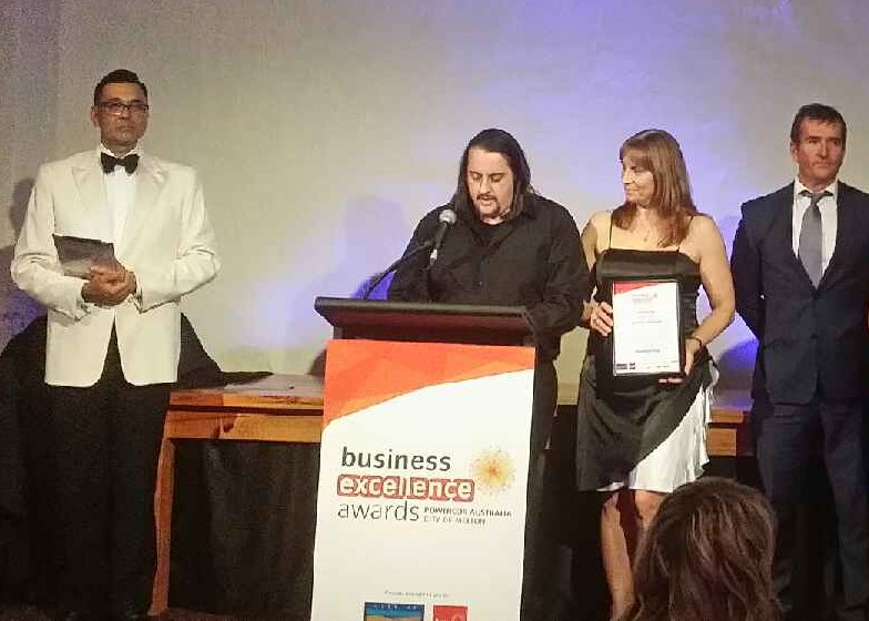 Powercor Powercor Melton Retail Business of the Year 2014 Award