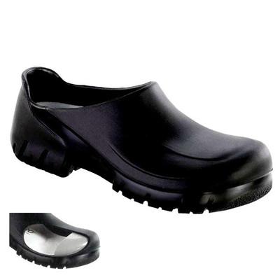 Birkenstock - Professional - A640 Clog - Black Steel Toe
