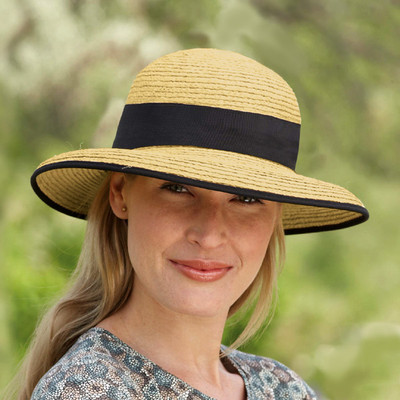 Tilley - R2  - Medium Brim Raffia Hat