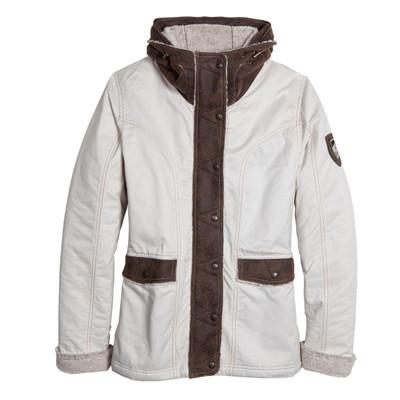Kuhl - Womens Arktik Jacket - Natural