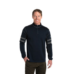 Kuhl - Team 1/4 Zip Sweater - Blue