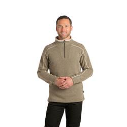 Kuhl - Europa 1/4 Zip Sweater - Oatmeal