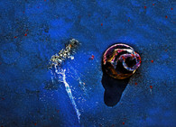 20003 Blue Perspective Wall Art 816226028694 Art Modern Calling up a deep sea dive, the Blue Perspective Wall Art brings in the peace and mystery of the ocean. Gorgeous azure spreads over the hand-finished canvas, deepening into warm reds and lighter sprays.  Wall Art by  Zuo Modern Kassa Mall Houston, Texas Best Design Furniture Store Serving Houston, The Woodlands, Katy, Sugar Land, Humble, Spring Branch and Conroe