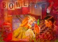 20008 Family Perspective Wall Art 816226028748 Art Modern With the brightly toned innocence of a vintage beer ad, the Family Perspective Wall Art lends color and whimsy to any space. Perfect for a game room or bar area. Made of hand finished canvas stretched over a wood frame. Wall Art by  Zuo Modern Kassa Mall Houston, Texas Best Design Furniture Store Serving Houston, The Woodlands, Katy, Sugar Land, Humble, Spring Branch and Conroe