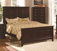 London Queen Size Bed