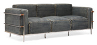 98215 Lasso Sofa Blue Denim 816226023217 Seating Modern Blue Denim Sofa by  Zuo Modern Kassa Mall Houston, Texas Best Design Furniture Store Serving Houston, The Woodlands, Katy, Sugar Land, Humble, Spring Branch and Conroe