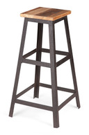 98314 Cora Barstool Distressed Natural 816226027321 Seating Modern Distressed Natural Barstool by  Zuo Modern Kassa Mall Houston, Texas Best Design Furniture Store Serving Houston, The Woodlands, Katy, Sugar Land, Humble, Spring Branch and Conroe