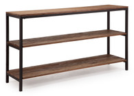 98319 Dwight 3 Level Shelf Distressed Natural 816226027376 Storage Modern Distressed Natural 3 Level Shelf by  Zuo Modern Kassa Mall Houston, Texas Best Design Furniture Store Serving Houston, The Woodlands, Katy, Sugar Land, Humble, Spring Branch and Conroe