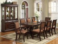 Merlot Dining Table Top 5 Piece Set