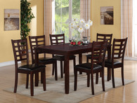 DARREN DINING TABLE TOP 7 Piece Set