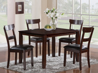 Henderson 5-PK Dinette Table and 4 Chairs