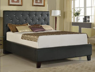 ELIANA Queen Upholstered Headboard with Tufting