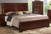 Jacob ( Wood Headboard ) Queen Size Bed.