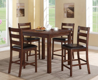 Quinn Counter Height Table TOP 5 Piece Set - 2764T-4242
