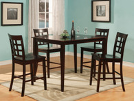 Austin Counter Height Table TOP 5 Piece Set - 2725SET-ESP