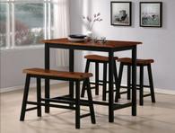 Tyler Counter Height Table TOP 4 Piece Set - 2729SET