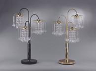 Rain Drop Table Lamp - 4895