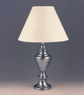 Table Lamp Chrome (SET OF 2) - 6118T-CR