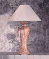 Marble Table Lamp - 6119-IV