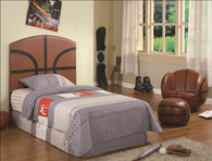 BASKETBALL TWIN HEADBOARD - 5002