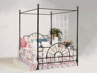 FOUNDRY BED CANOPY SET FULL SIZE