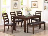 QUINN DINING TABLE TOP 5 Piece Set