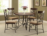 SARAH DINING TABLE TOP 5 Piece Set