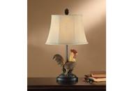 """ROOSTER REPLICA LAMP 24"""" H (2 LAMPS)"""