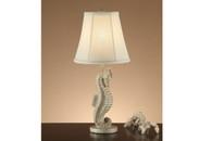 "SEAHORSE BASE LAMP 22"" H (2 LAMPS)"