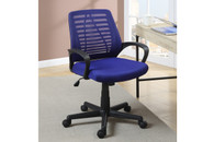OFFICE CHAIRS CLASSIC PURPLE