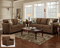 WASHINGTON SOFA (COUNCIL FUDGE) - 3250CO